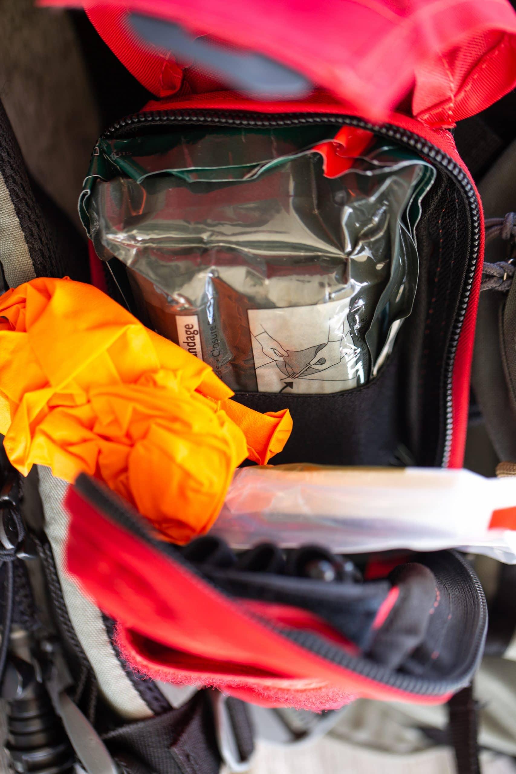 , Some IFAK Options – specifically Trauma Kits